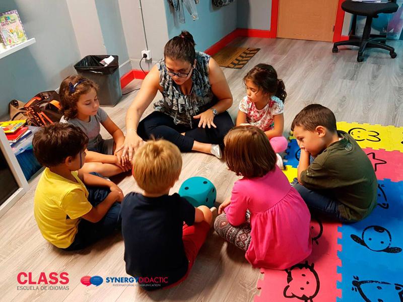 Class Escuela de Idiomas