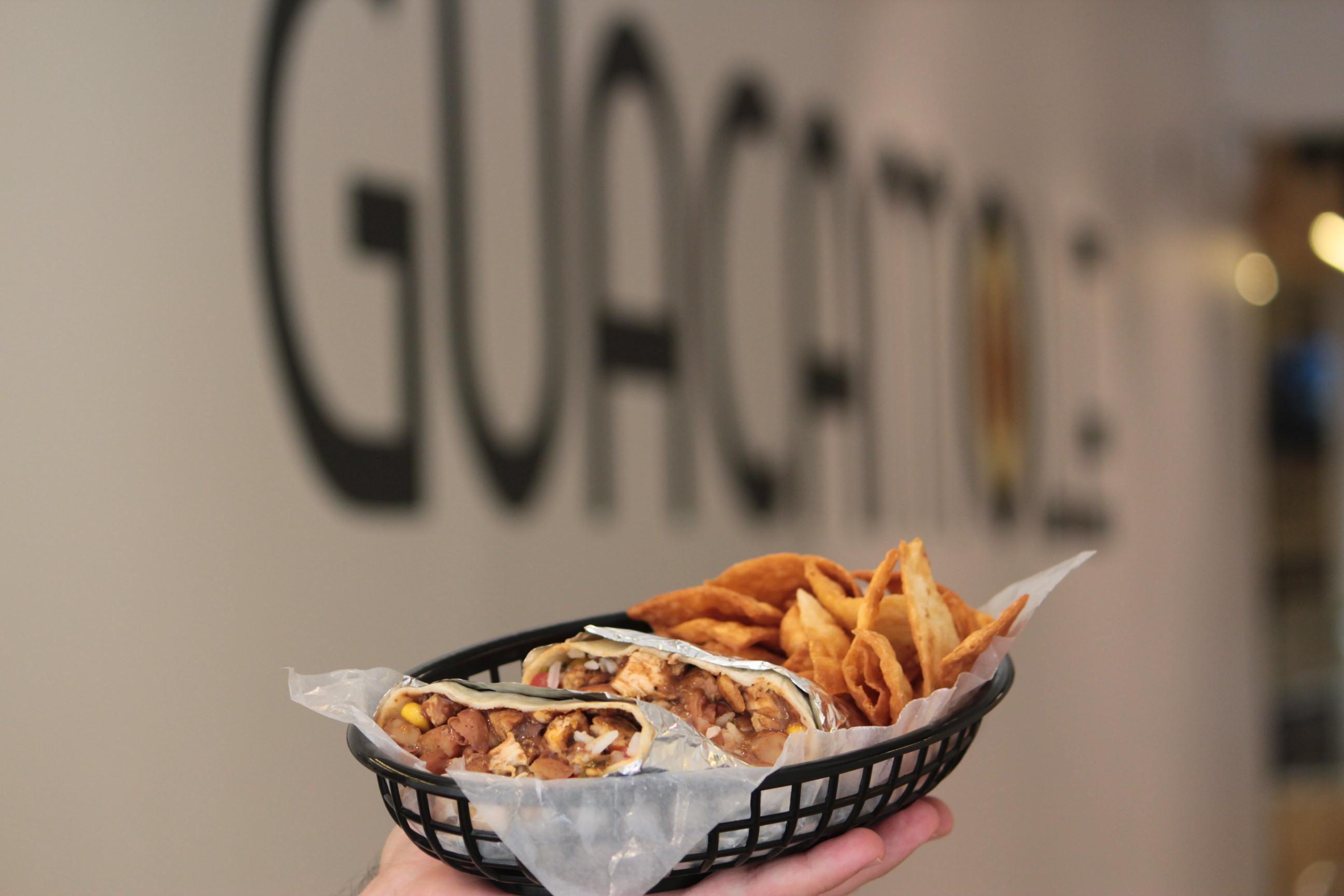 Guacamole Mexican Food