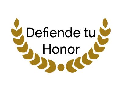 Defiende tu Honor